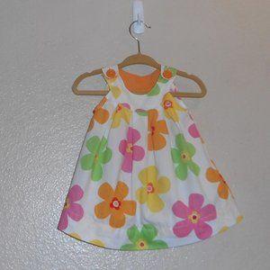 Carter's floral cotton dress